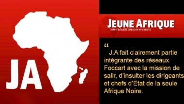 VERSION ANGLAISE de l'article sur JEUNE AFRIQUE: Racism, Blackmail, Fraud, and Mercenaries, Rackets raid on a brothel.