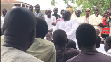 Nouvelle intervention du Cheikh Ahmat